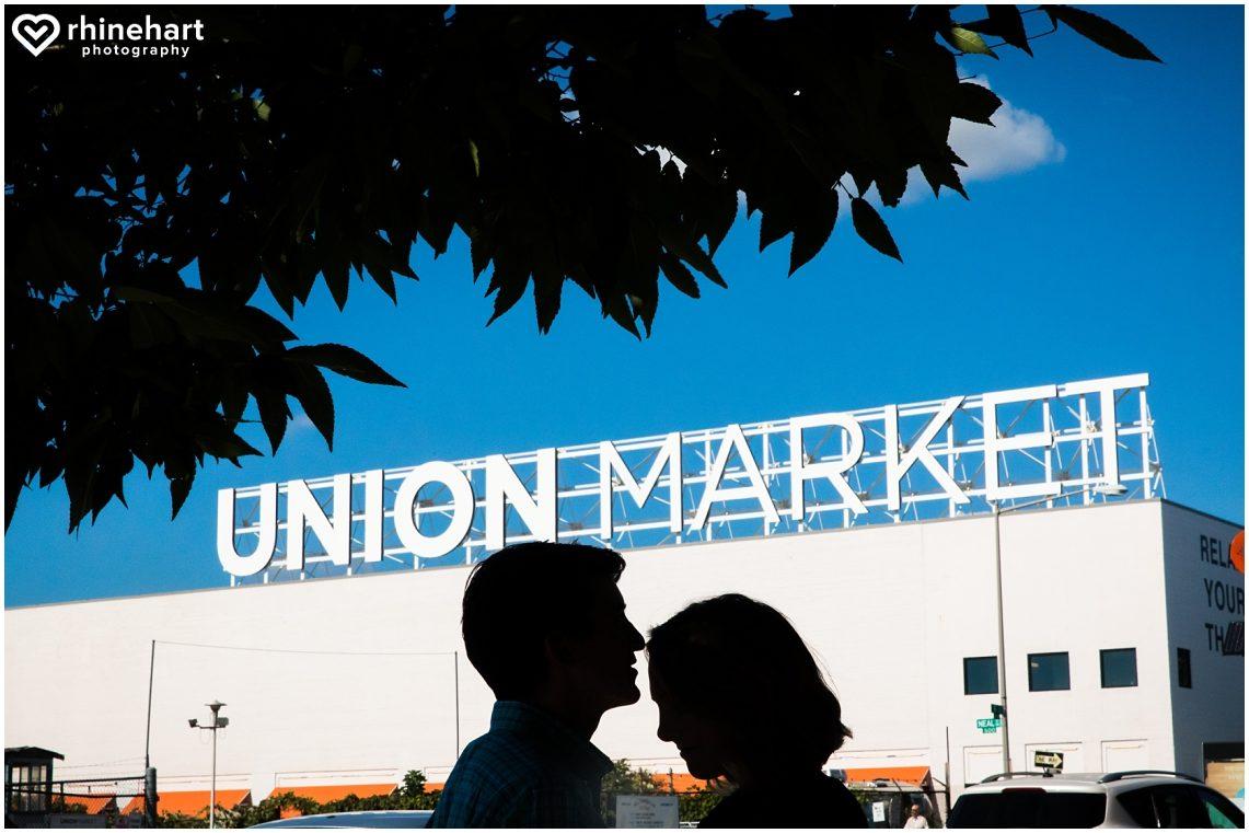 best-dc-wedding-photographers-modern-creative-chic-vibrant-colorful-artistic-union-market-engagement-1