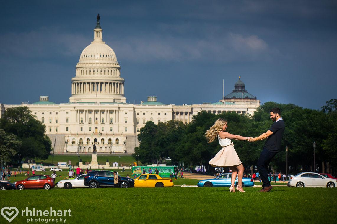 best-dc-photographers-wedding-engagement-smithsonian-gardens-mall-capitol-hill-washington-monument-1