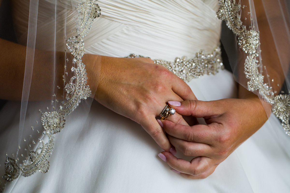 wedding ring veil and belt classic romantic elegant timeless