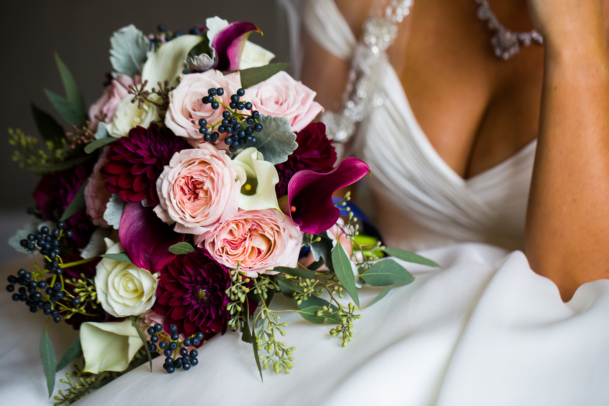 Best Washington DC Florists Petals Edge Wedding at The Darcy Hotel