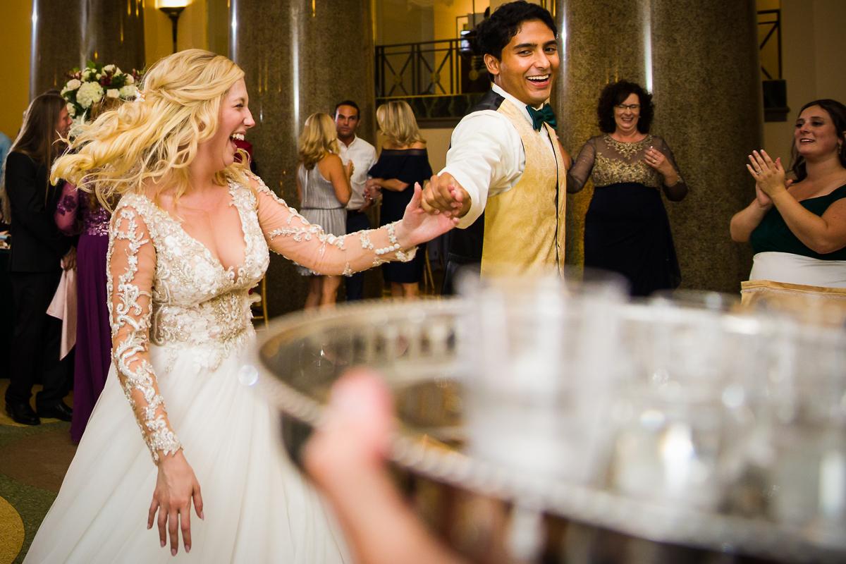 Pittsburgh pa shot glass polish wedding tradition