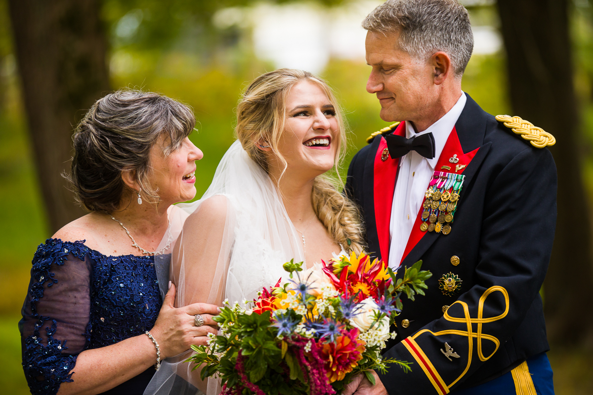 army parents wedding photography photo ideas