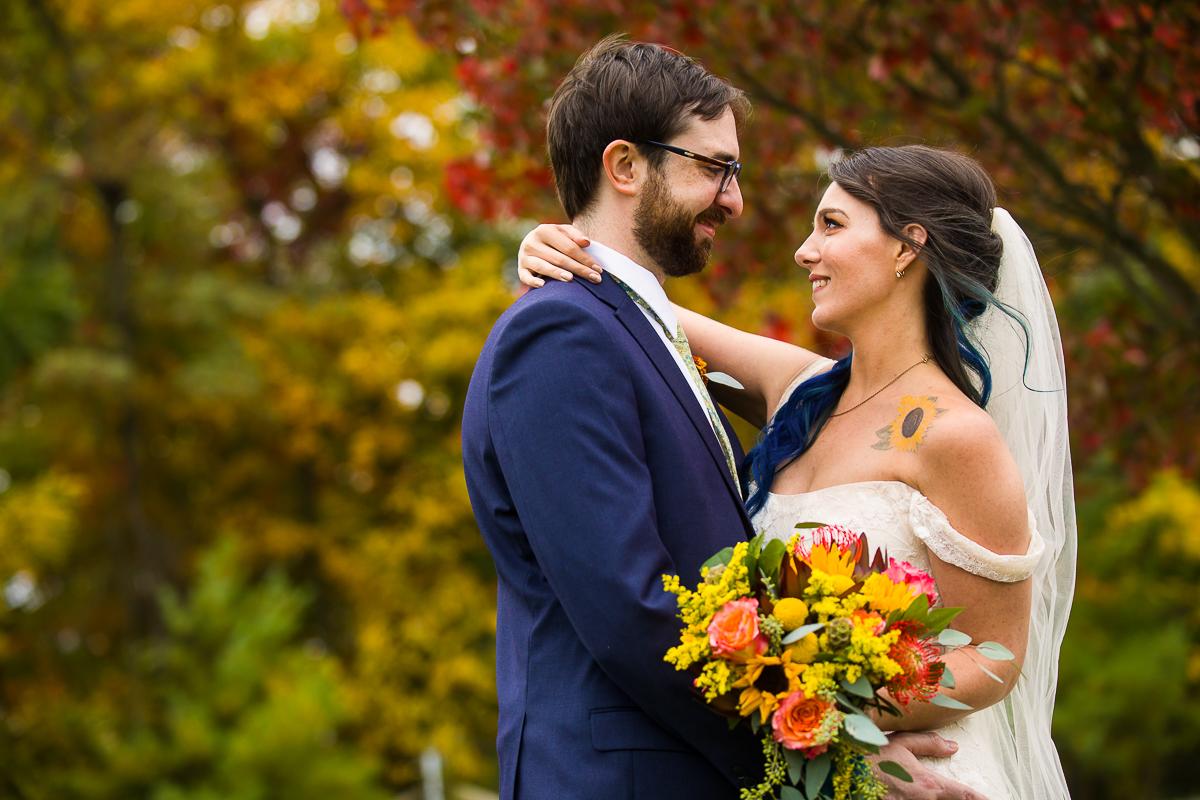 Gettysburg Lodges Wedding