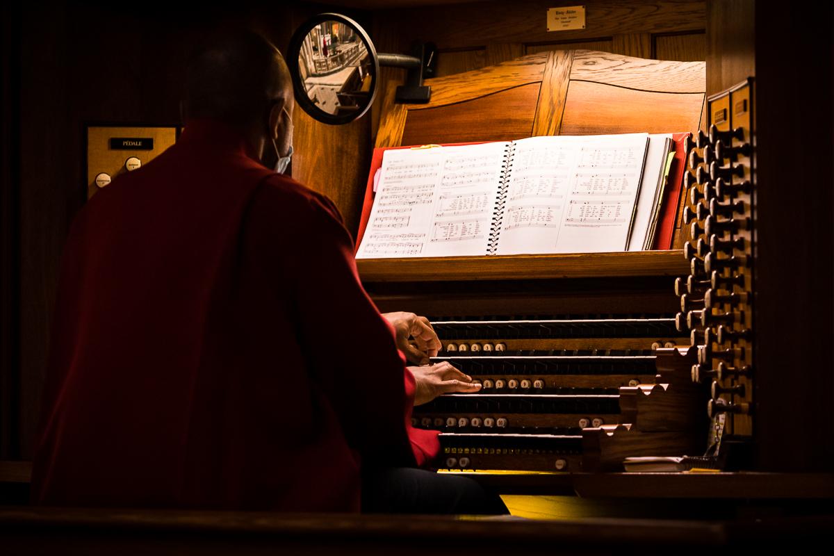 saint matthew cathedral pipe organ