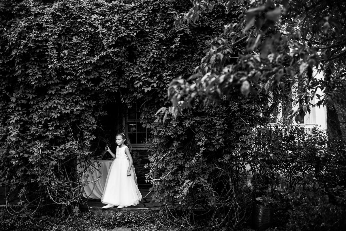 silverbrook-farm-wedding-garden-girl