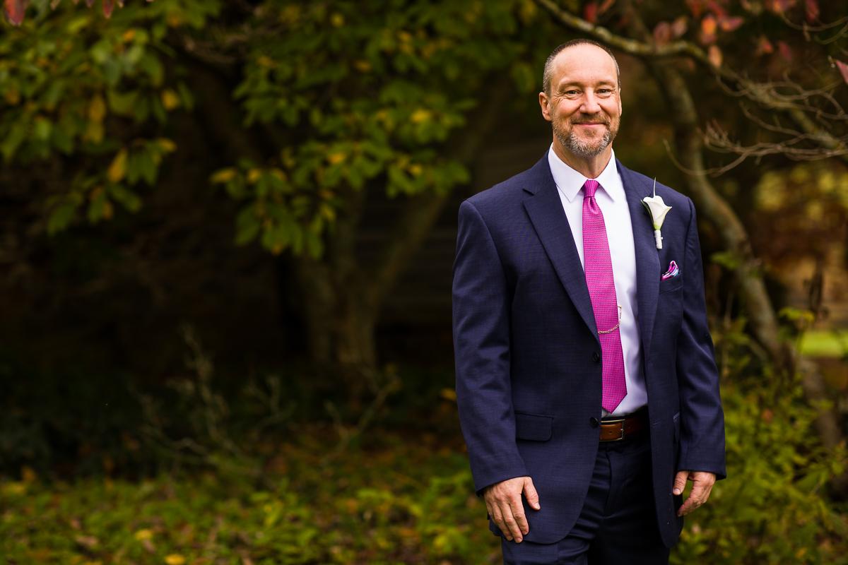 silverbrook-farm-wedding-groom-smiling