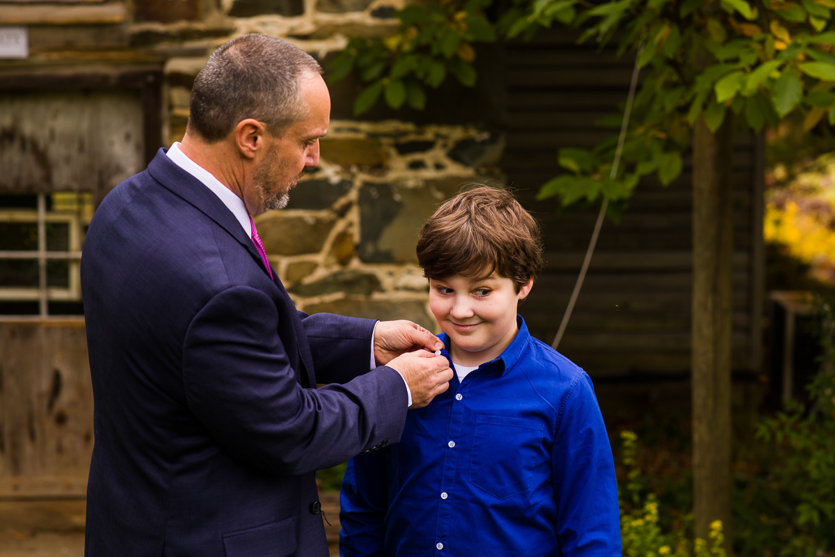 silverbrook-farm-father-son-groom-boutonniere