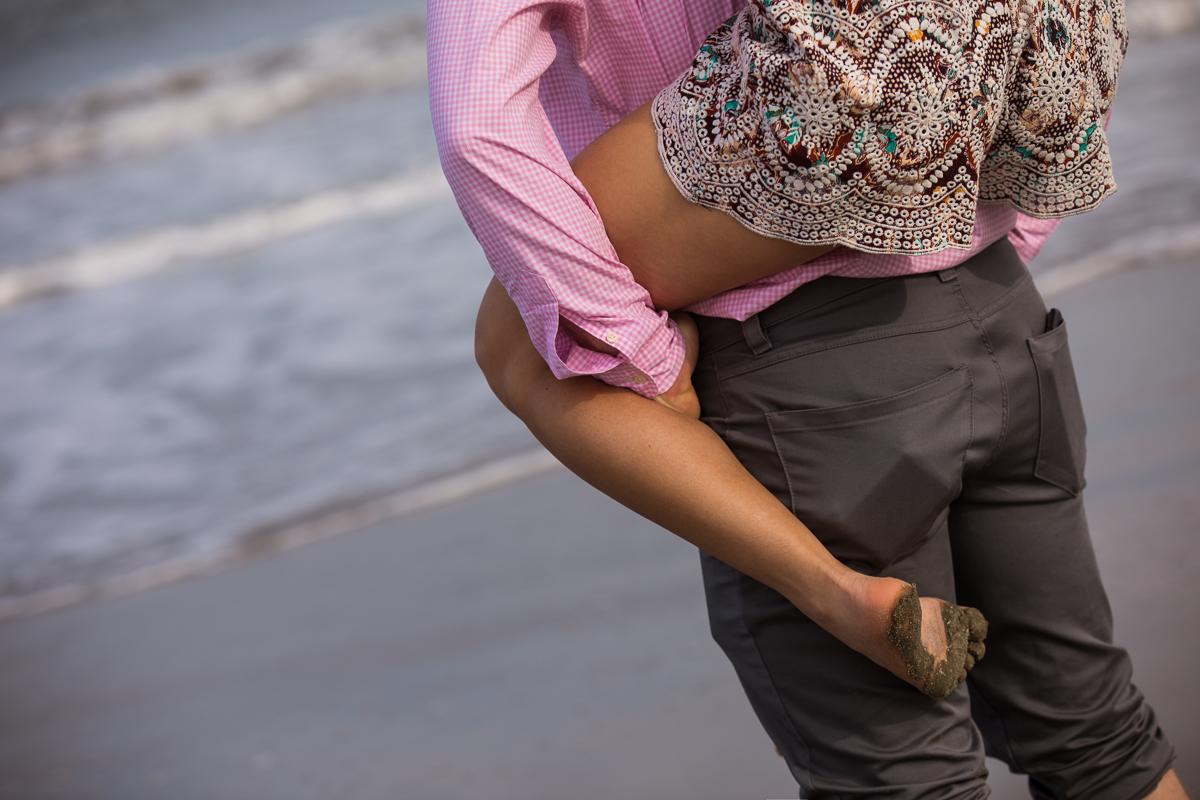 wildwoods-beach-sandy-feet-engagement