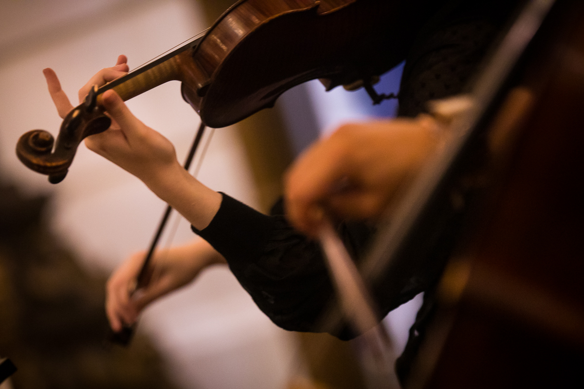 close up of violin player during ceremony music artistic creative photographer